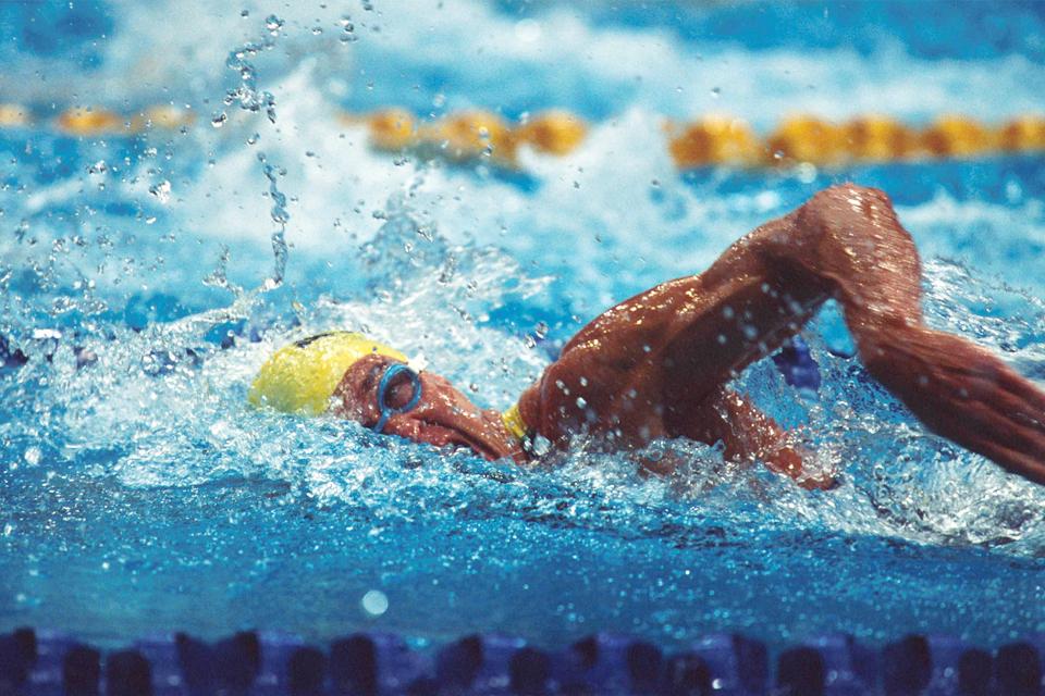 Nuoto -Swimming - Schwimmen