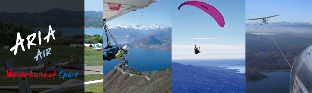 Varese Land of Sport - Aria