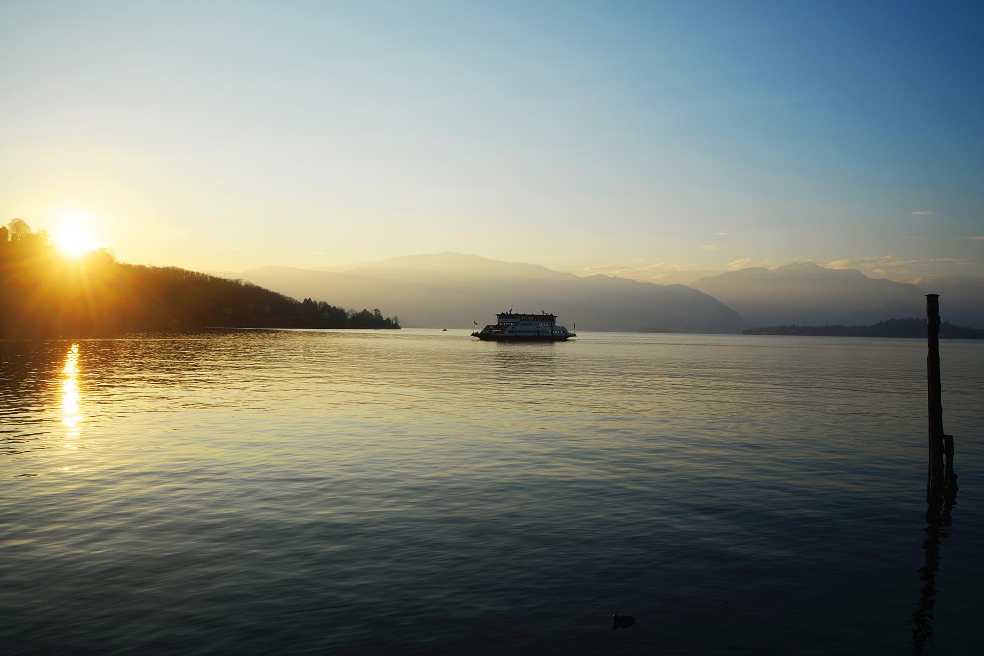Lago Maggiore - provincia di Varese - Green & Active sport