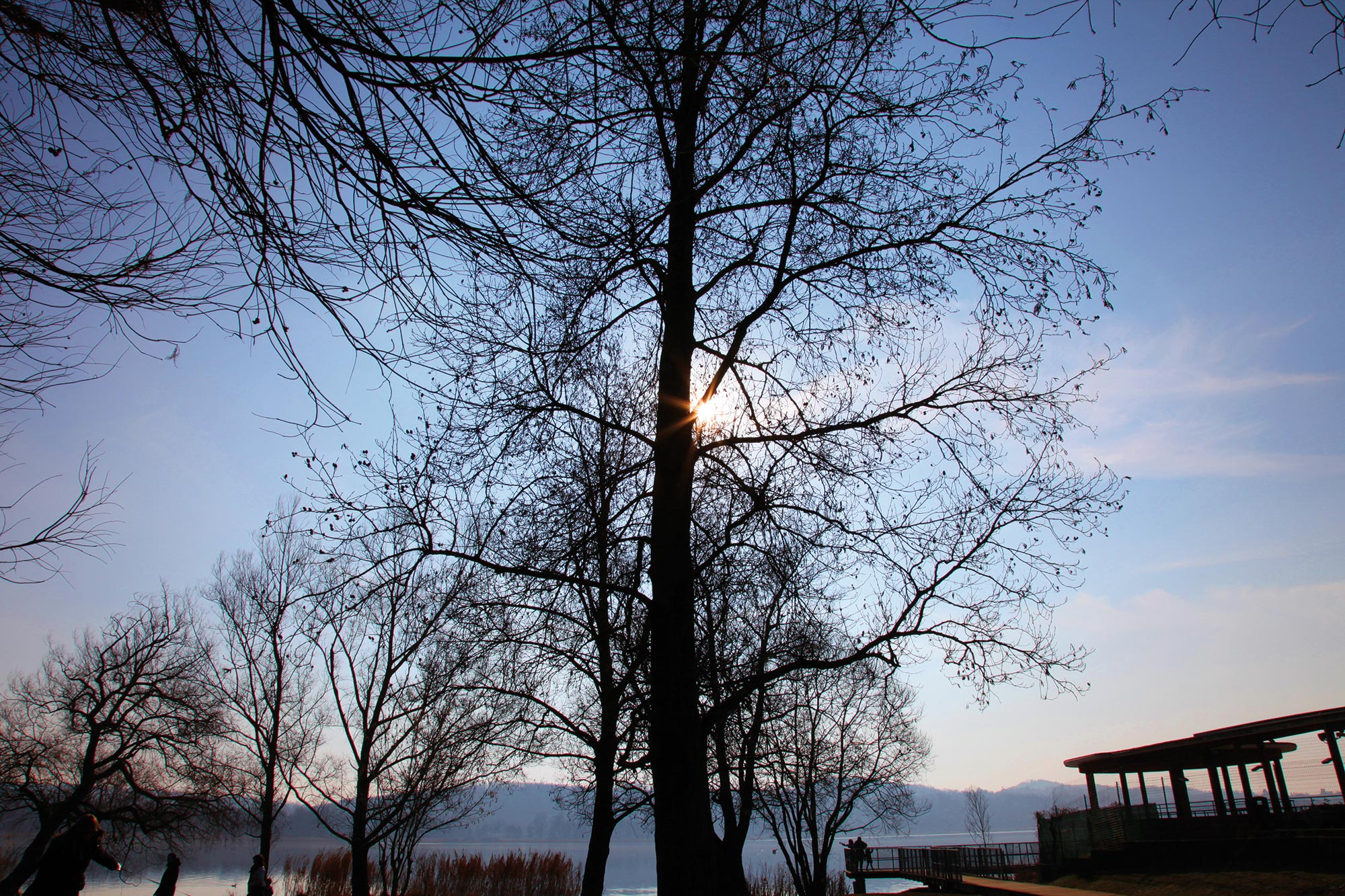 Lago di Varese - provincia di Varese - Green & Active sport