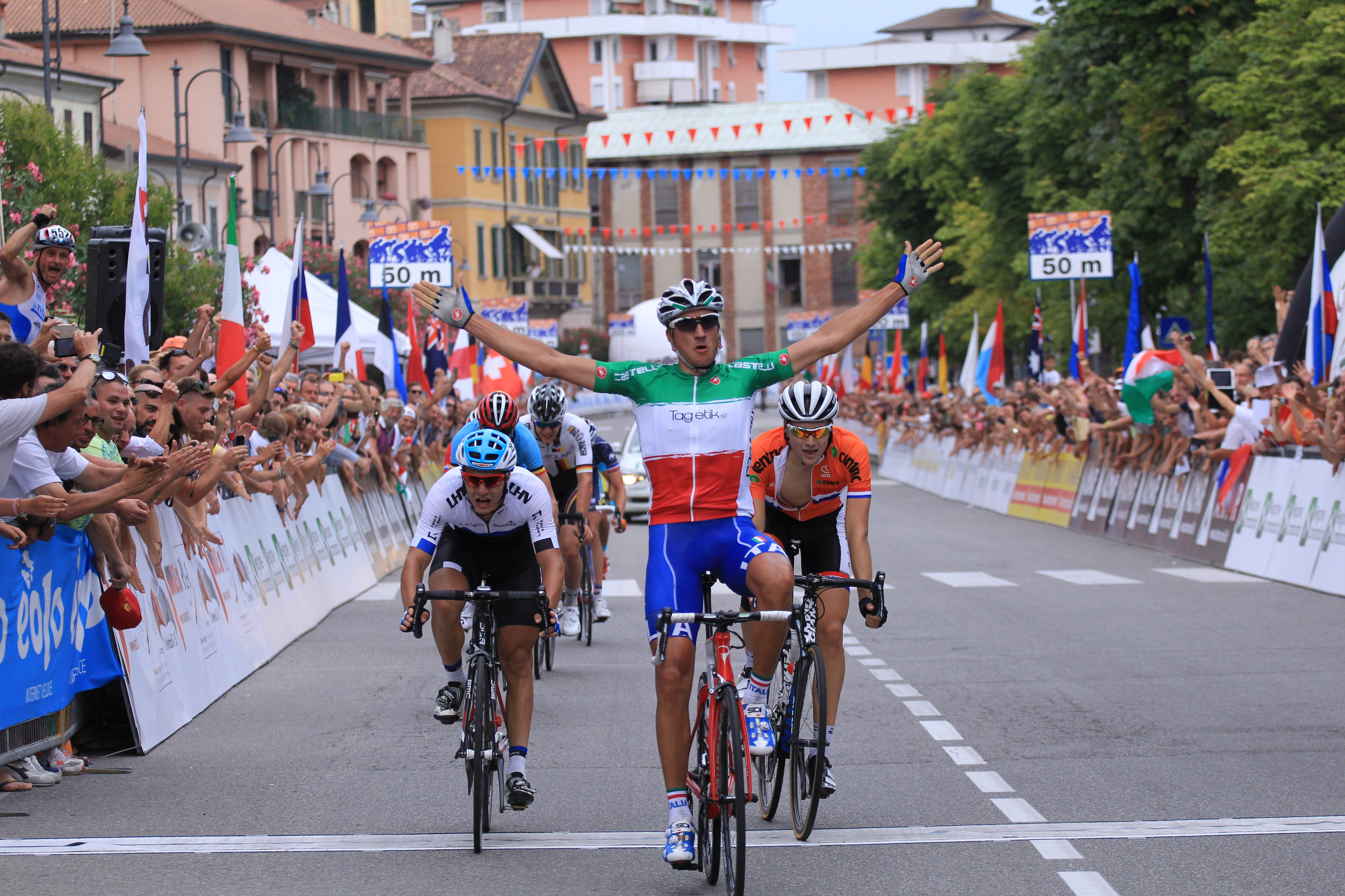 Cycling: Under 23 Nations' Cup