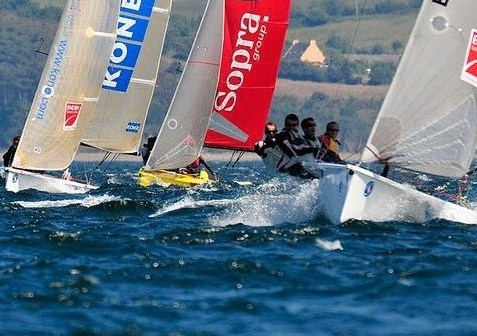 Sailing: The Lino Favini Cup
