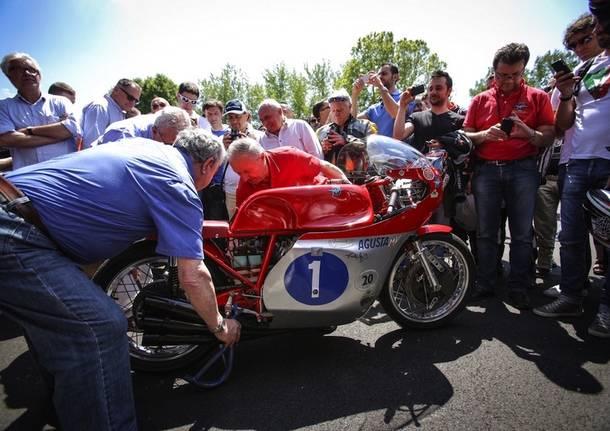 Varese, Heimat des Motorrads