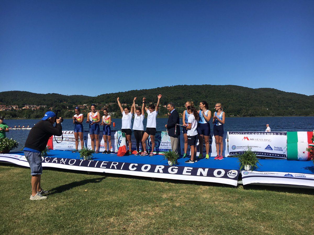 Fixed-seat rowing championship: Europe Cup